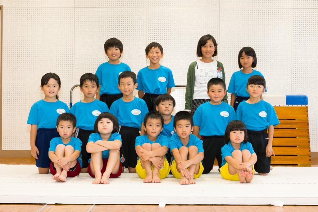 あさぎり教室(免田地区体育館)写真
